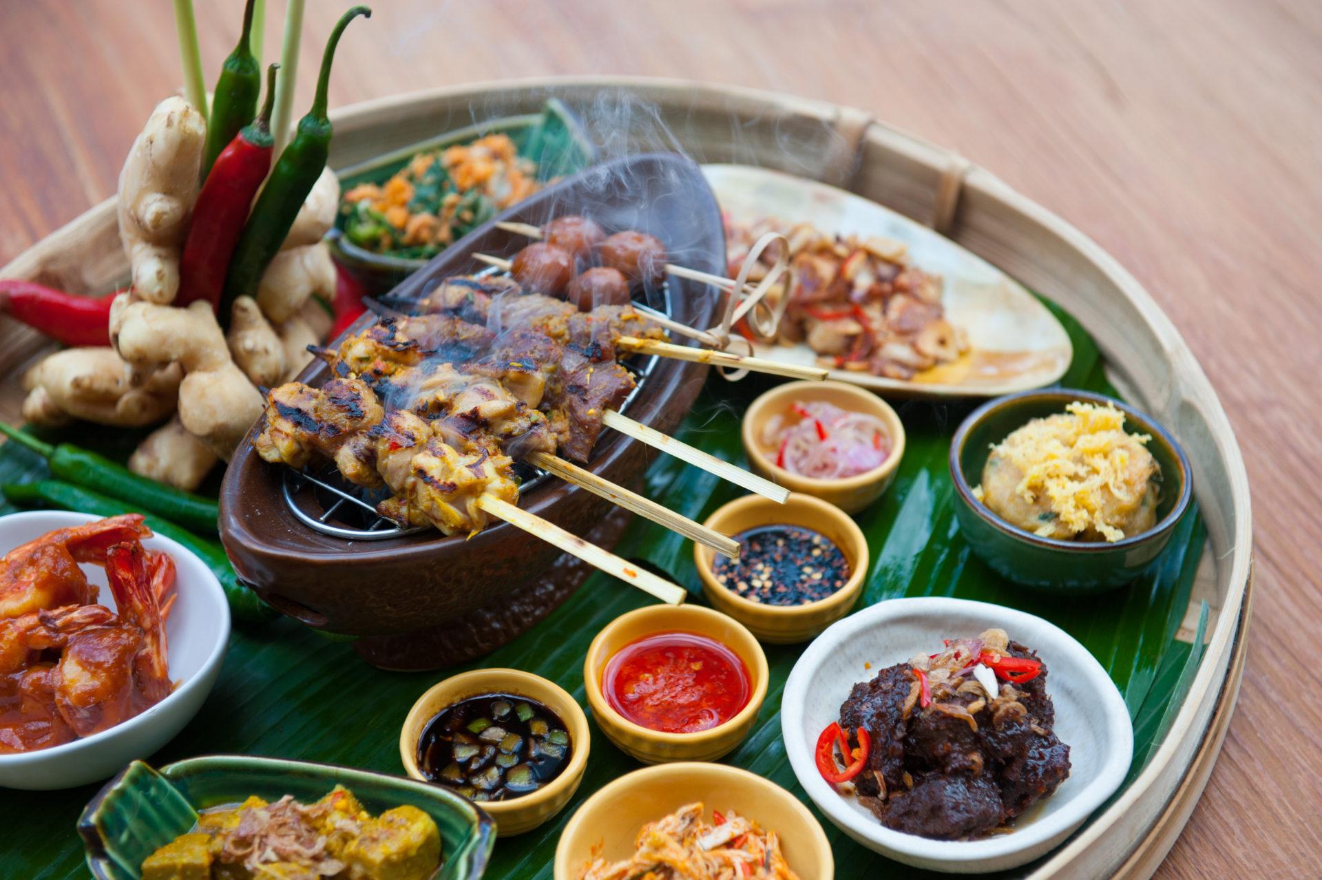 Indonesian Rijsttafel Experience